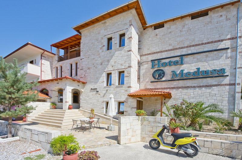 Hotel Medusa in Kryopigi, Chalkidiki A