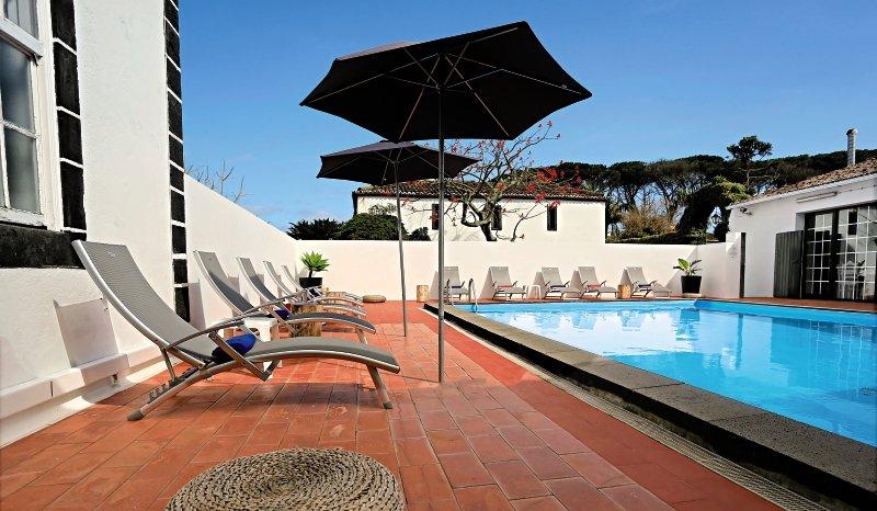 Solar do Conde in Capelas, Azoren P