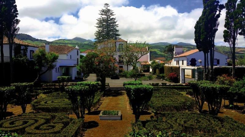 Solar do Conde in Capelas, Azoren
