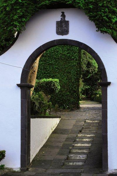 Solar do Conde in Capelas, Azoren A