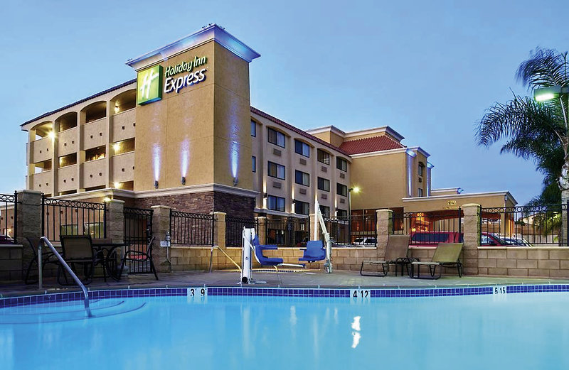 Holiday Inn Express San Diego South-National City in National City, Kalifornien P