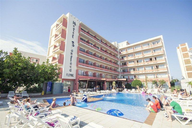 azuLine Hotel S'Anfora & Fleming in Sant Antoni de Portmany, Ibiza A