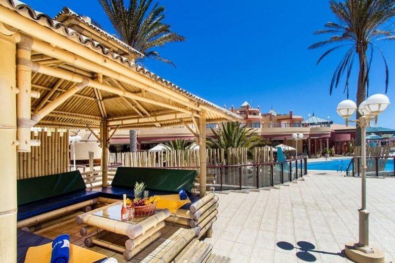 Club de Bungalows Esmeralda Maris in Costa Calma, Fuerteventura S