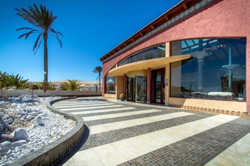 Club de Bungalows Esmeralda Maris in Costa Calma, Fuerteventura