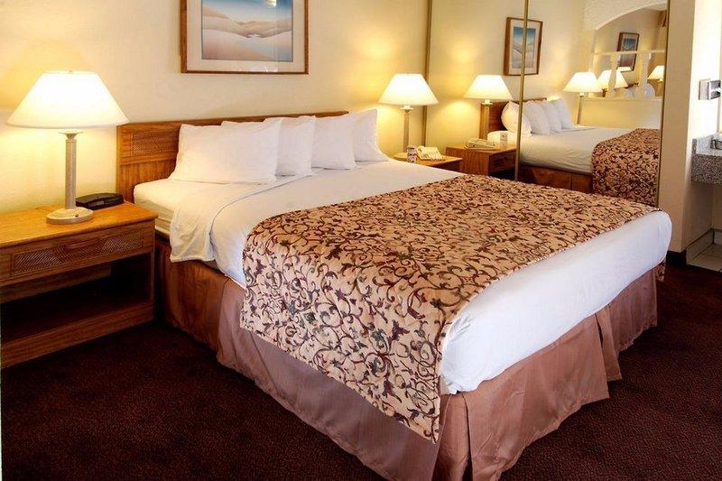 Mardi Gras Hotel und Casino in Las Vegas, Nevada W