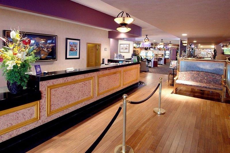 Mardi Gras Hotel und Casino in Las Vegas, Nevada BA