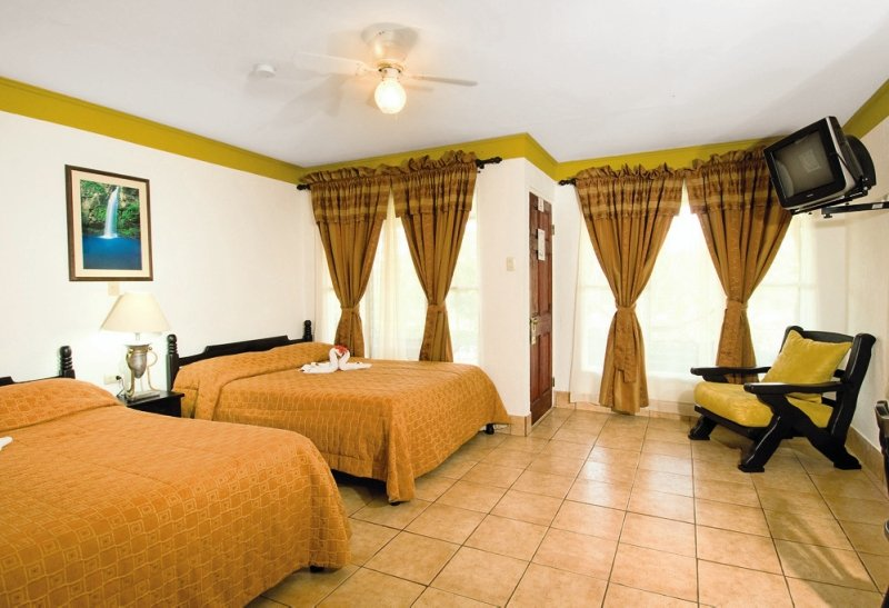 Hotel Hacienda Guachipelín in Nationalpark Rincón de la Vieja, Costa Rica - weitere Angebote W