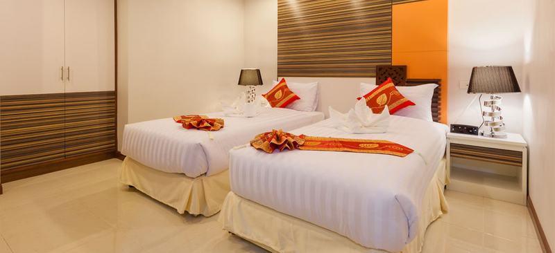 Patong Max Value Hotel in Patong, Phuket W