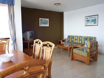 Coral Beach Apartments in Calpe, Costa Blanca W