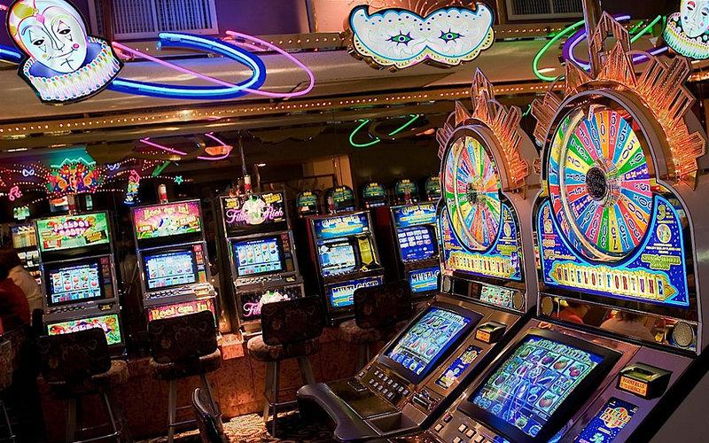 Mardi Gras Hotel und Casino in Las Vegas, Nevada R