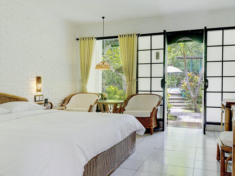 Puri Kelapa Garden Cottage in Sanur, Indonesien - Bali W