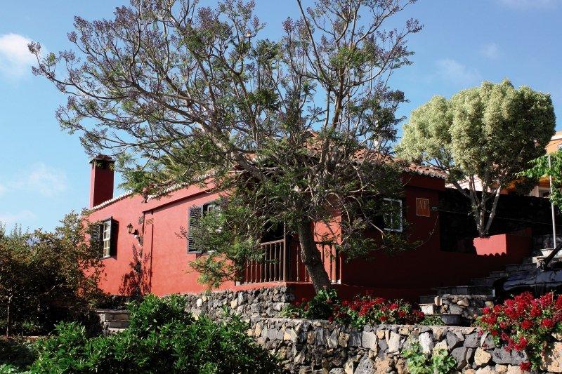 Finca Alcala in Las Manchas, La Palma A