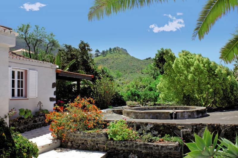 Finca Alcala in Las Manchas, La Palma GA