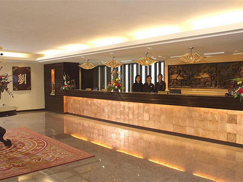 Royal Panerai Hotel in Chiang Mai, Nord-Thailand L