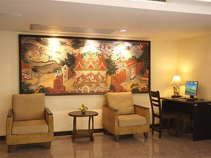 Royal Panerai Hotel in Chiang Mai, Nord-Thailand BA