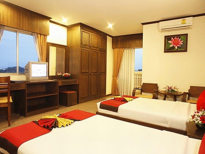 Royal Panerai Hotel in Chiang Mai, Nord-Thailand W