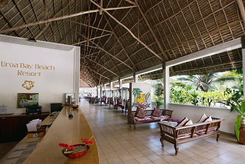 Uroa Bay Beach Resort in Uroa, Tansania - Insel Zanzibar L