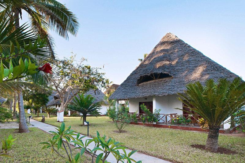 Uroa Bay Beach Resort in Uroa, Tansania - Insel Zanzibar
