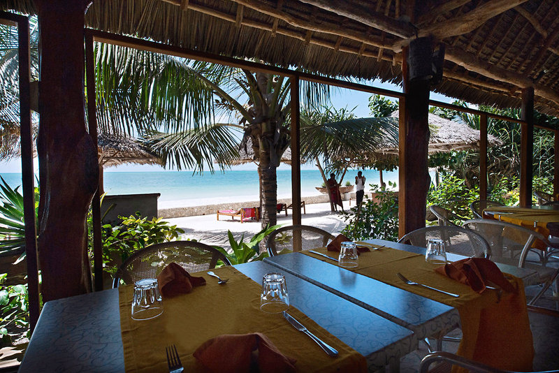 Uroa Bay Beach Resort in Uroa, Tansania - Insel Zanzibar TE