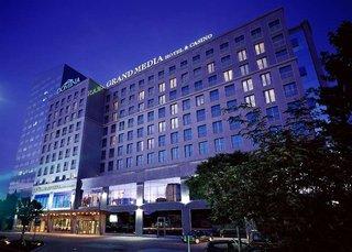 Hotel Austria Trend Ljubljana Außenaufnahme