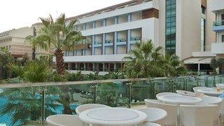 Hotel Port Side Resort Terasse