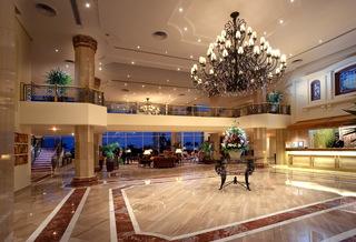Hotel Baron Resort Lounge/Empfang