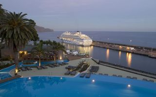 Hotel Pestana Casino Park Meer/Hafen/Schiff