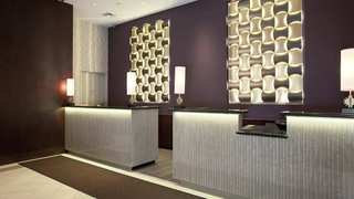Hotel Doubletree New York Financial District Lounge/Empfang