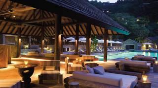Hotel Four Seasons Resort Seychelles Pool