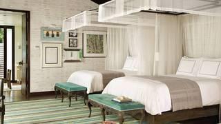 Hotel Four Seasons Resort Seychelles Wohnbeispiel