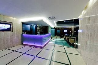 Hotel Luxe Hotel by Turim Hotels Lounge/Empfang