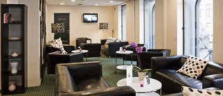 Hotel Good Morning City Copenhagen Star Lounge/Empfang