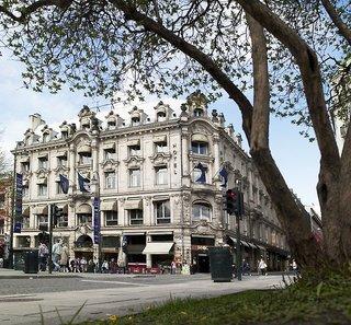 Hotel Karl Johan Hotell Außenaufnahme