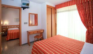 Hotel Aqua Silhouette & Spa Erwachsenenhotel ab 16 Jahre Wohnbeispiel