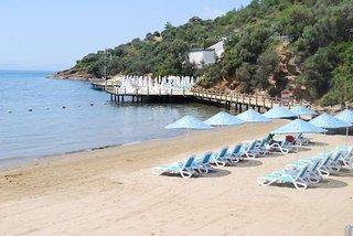 Hotel Paloma Pasha Resort Strand