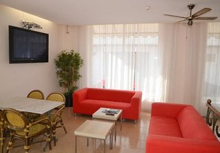 Hotel azuLine Mediterraneo Lounge/Empfang