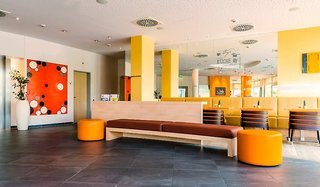 Hotel Acomhotel München Haar Lounge/Empfang