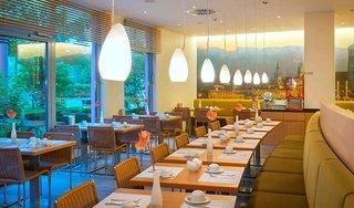 Hotel Acomhotel München Haar Frühstücksraum