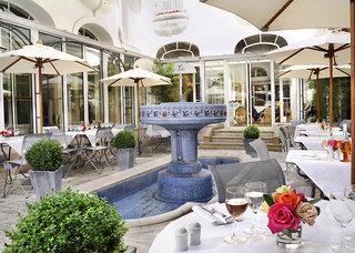 Hotel California Paris Champs Elysees Terasse