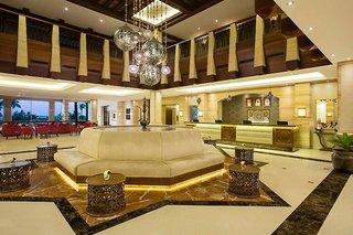 Hotel Hilton Al Hamra Beach & Golf Resort Lounge/Empfang