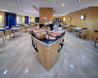 Hotel Del Mar Barcelona Frühstücksraum