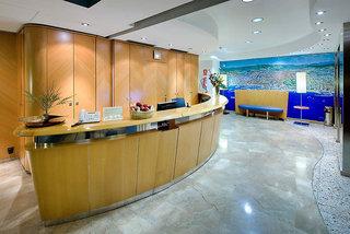 Hotel Del Mar Barcelona Lounge/Empfang