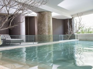 Hotel Aqua Blu Boutique Hotel & Spa - Erwachsenenhotel Hallenbad