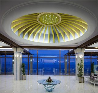 Hotel Atrium Prestige Thalasso Spa & Villas Lounge/Empfang