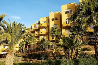 Hotel Apartamentos Monte Feliz Außenaufnahme