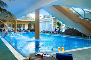 Hotel Best Semiramis Hallenbad