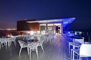 Hotel Barcelo Illetas Albatros - Erwachsenenhotel Terasse