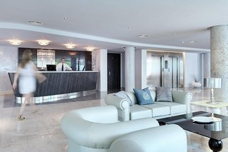 Hotel Barcelo Illetas Albatros - Erwachsenenhotel Lounge/Empfang
