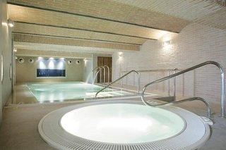 Hotel Barcelo Illetas Albatros - Erwachsenenhotel Hallenbad