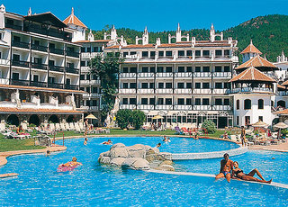 Hotel Marti Hotel Resort Pool